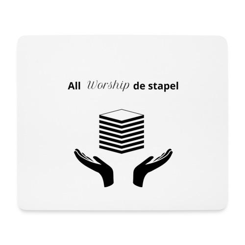 All worship de stapel - Muismatje (landscape)