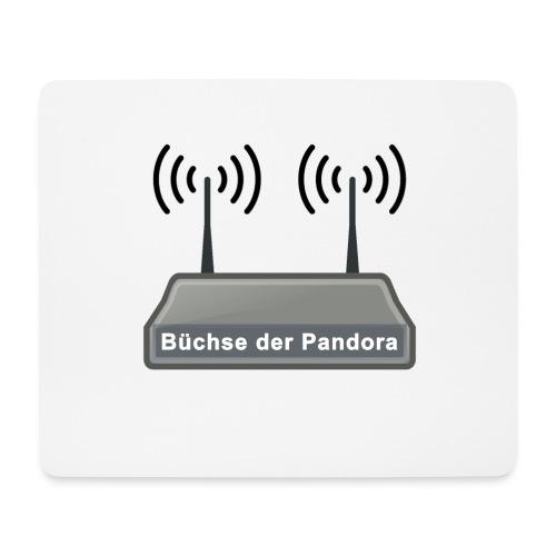 Büchse der Pandora - Mousepad (Querformat)
