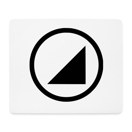 bulgebull marca oscura - Alfombrilla de ratón (horizontal)