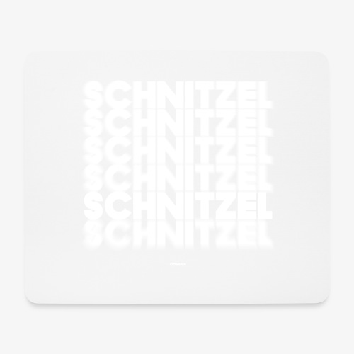 SCHNITZEL #02 - Mousepad (Querformat)