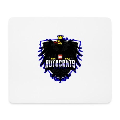 AUTocrats blue - Mousepad (Querformat)