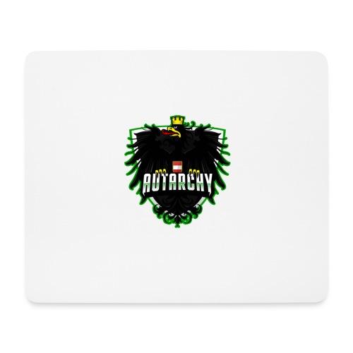 AUTarchy green - Mousepad (Querformat)