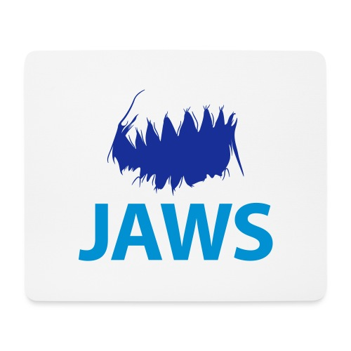Jaws Dangerous T-Shirt - Mouse Pad (horizontal)