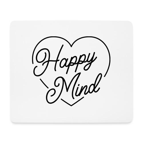 Happy Mind - Mousepad (Querformat)