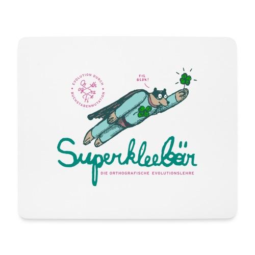 Der Superkleebär - Mousepad (Querformat)