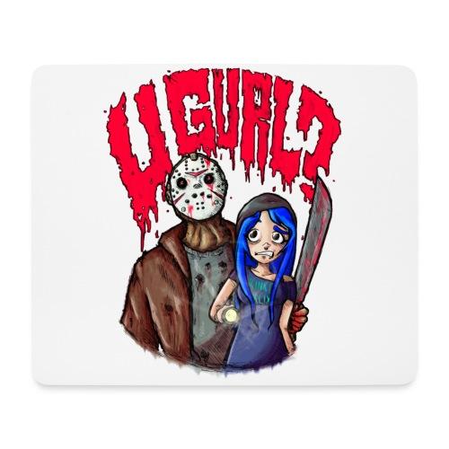 Kinko Klix ''U GURL?!'' - Mouse Pad (horizontal)