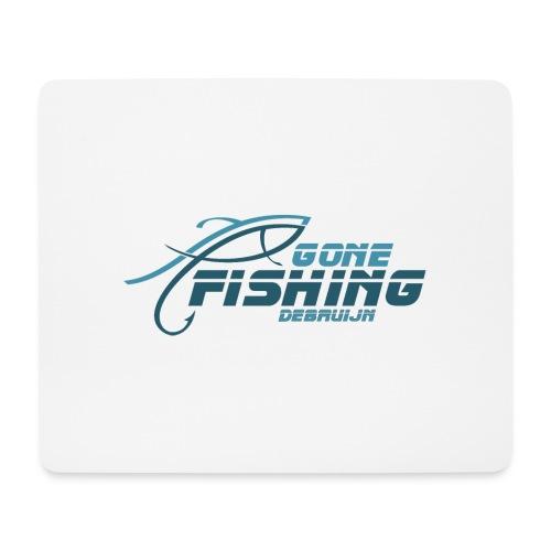 GONE-FISHING (2022) DEEPSEA/LAKE BOAT B-COLLECTION - Mouse Pad (horizontal)