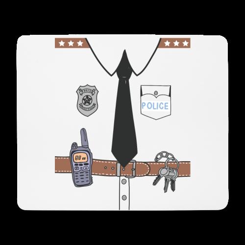 Funny Cute Uniform - Mouse Pad (horizontal)