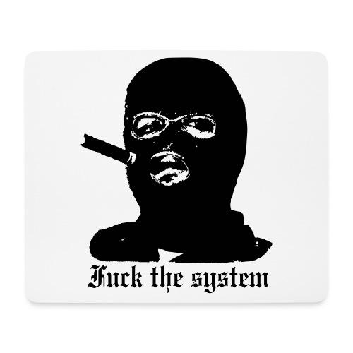Fuck the System - Hiirimatto (vaakamalli)