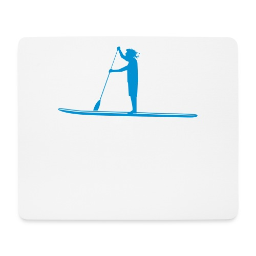 What's SUP - Mousepad (Querformat)