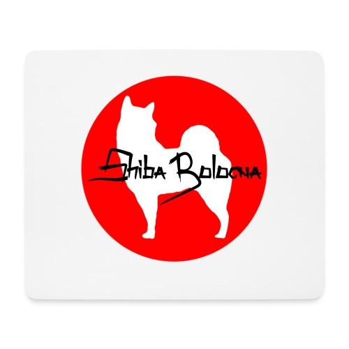 shiba bologna logo png - Tappetino per mouse (orizzontale)