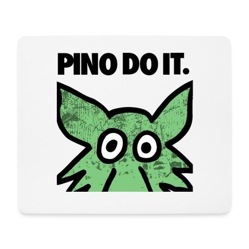 PINO DO IT - Tappetino per mouse (orizzontale)
