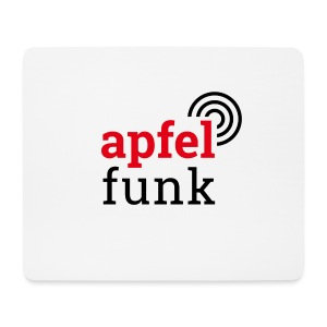Apfelfunk Edition - Mousepad (Querformat)