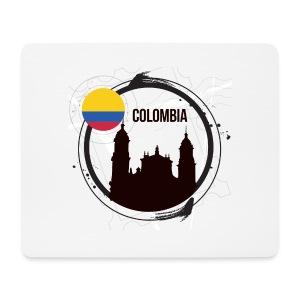 Kolumbien T-Shirt - Mousepad (Querformat)