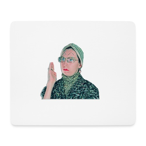 madam1 - Mouse Pad (horizontal)