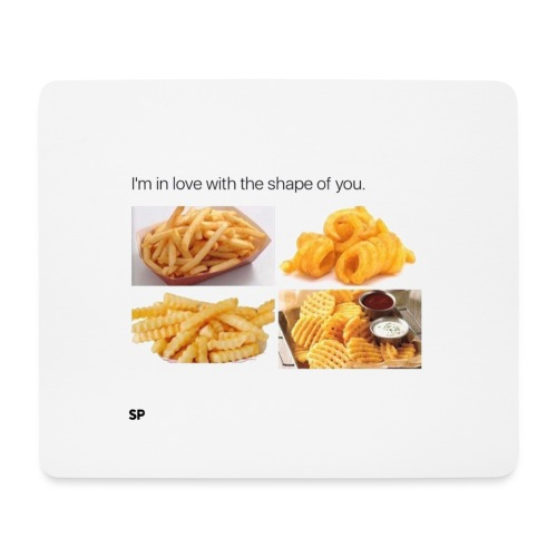 Shape - Mousepad (Querformat)