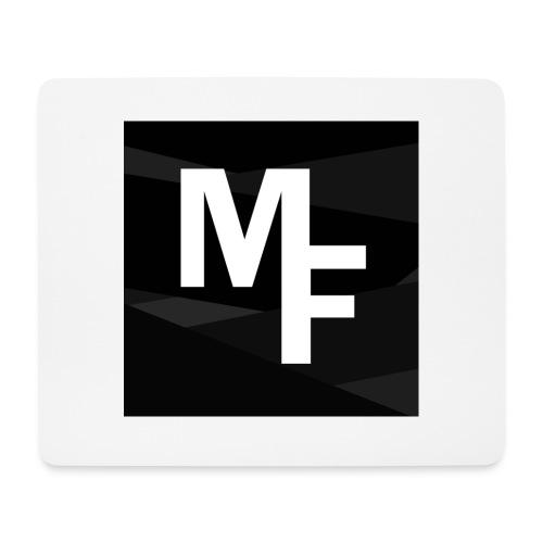 Modern Flex YouTube Logo - Mouse Pad (horizontal)