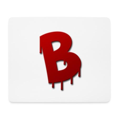 4k logo rood - Muismatje (landscape)