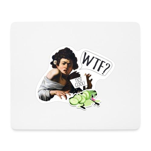 WTF - Alfombrilla de ratón (horizontal)