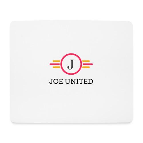 Joe United Logo - Mouse Pad (horizontal)