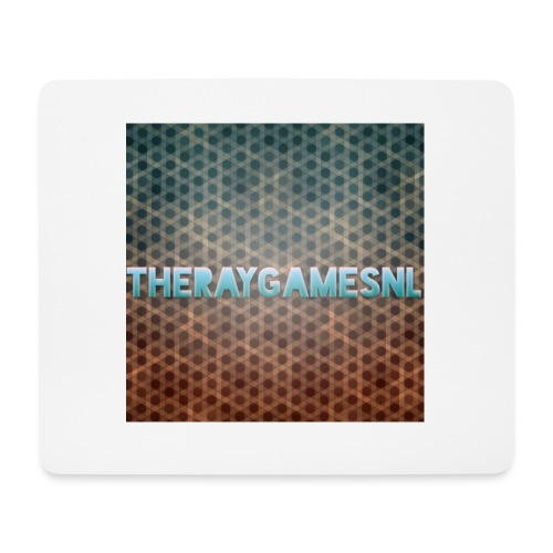 TheRayGames Merch - Mouse Pad (horizontal)