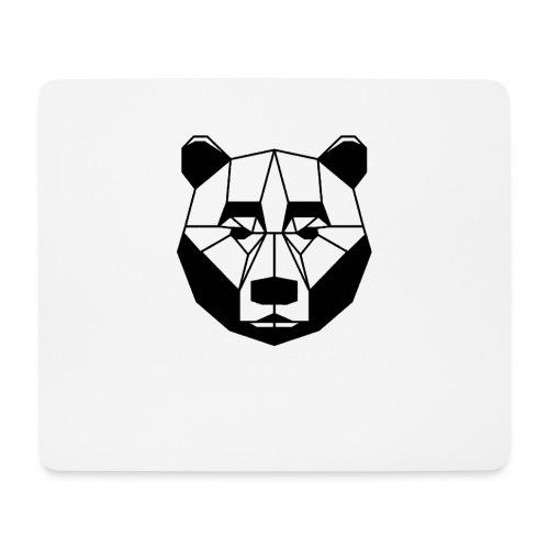 ours - Tapis de souris (format paysage)