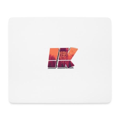 Ishaan Kulkarni Logo (1) - Mouse Pad (horizontal)
