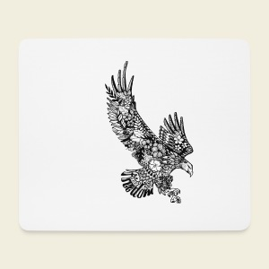 Freedom-Adler - Mousepad (Querformat)