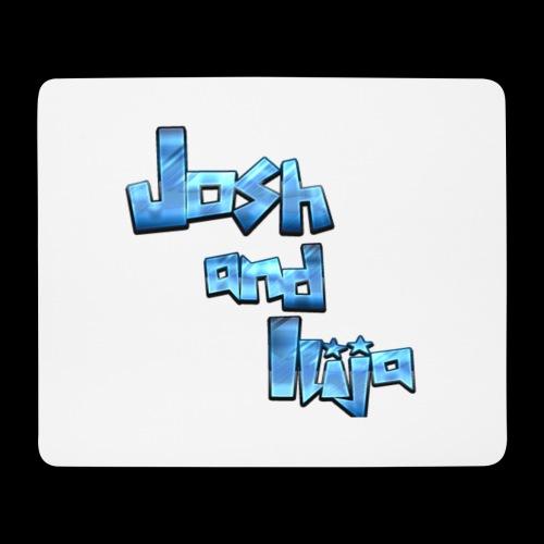 Josh and Ilija - Mouse Pad (horizontal)