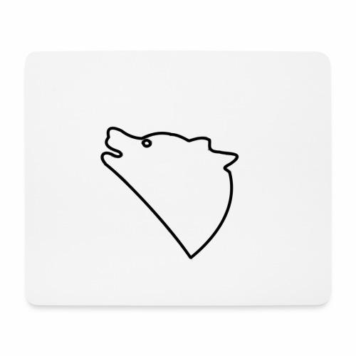 Wolf baul logo - Muismatje (landscape)