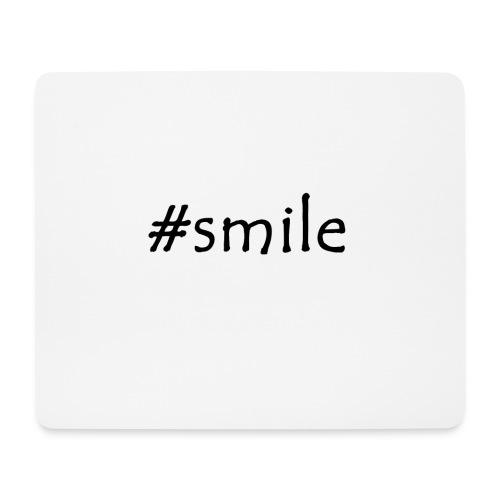 smile - Mousepad (Querformat)