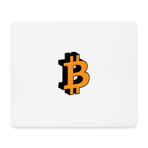 Bitcoin - Mousepad (Querformat)