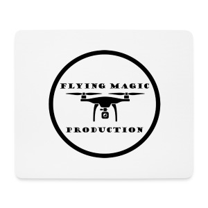Flying Magic Production - Mousepad (Querformat)
