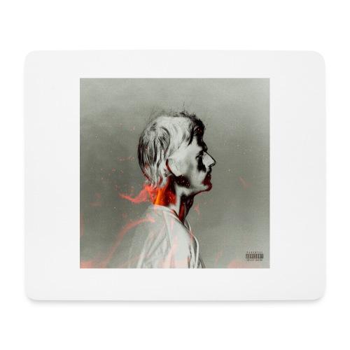 napalm cover - Tapis de souris (format paysage)