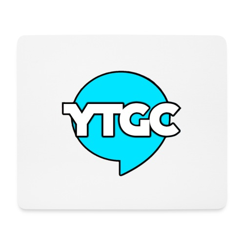 YTGC logo - Mouse Pad (horizontal)