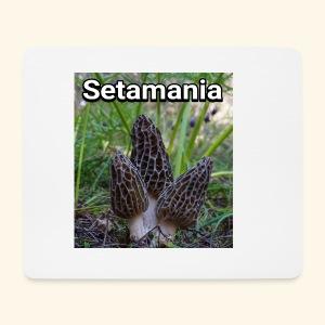 Colmenillas setamania - Alfombrilla de ratón (horizontal)
