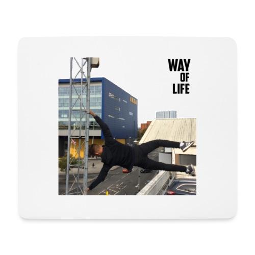 Way of life - Mouse Pad (horizontal)
