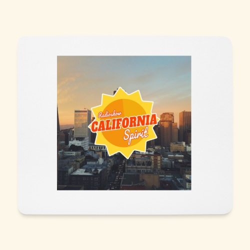 California Spirit City - Tapis de souris (format paysage)