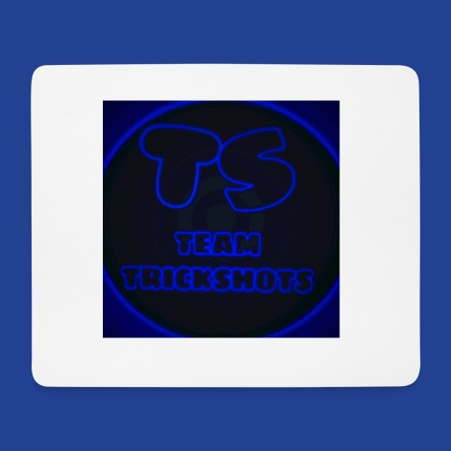 Team Trickshots DESIGHN - Mouse Pad (horizontal)