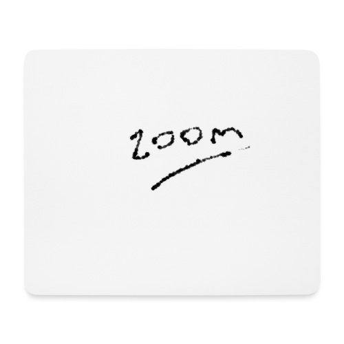 Zoom cap - Mouse Pad (horizontal)
