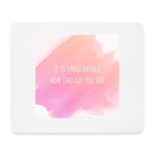 The Perfect Gift - Mouse Pad (horizontal)