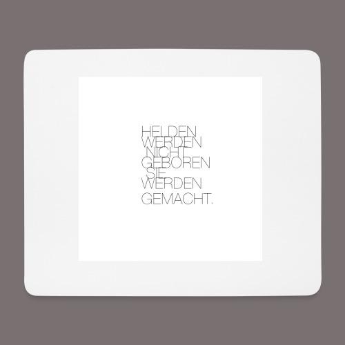 Helden - Mousepad (Querformat)