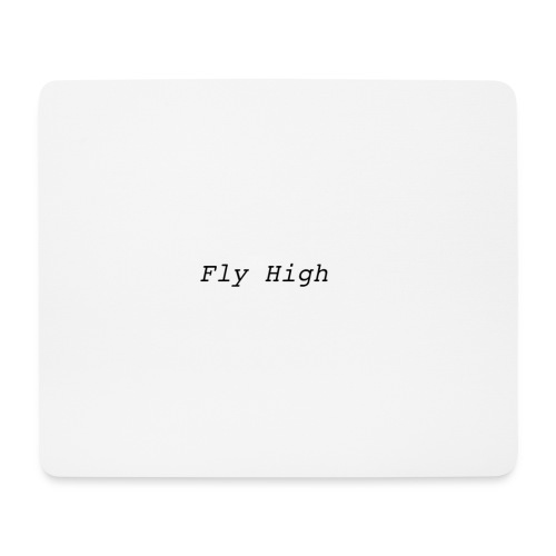 Fly High Design - Mouse Pad (horizontal)