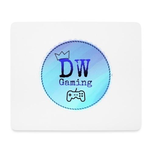 dw logo - Mouse Pad (horizontal)