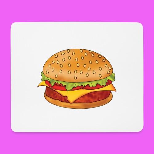 hamburguesa - Alfombrilla de ratón (horizontal)