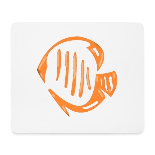 Aquarium Adventures Logo - Mouse Pad (horizontal)