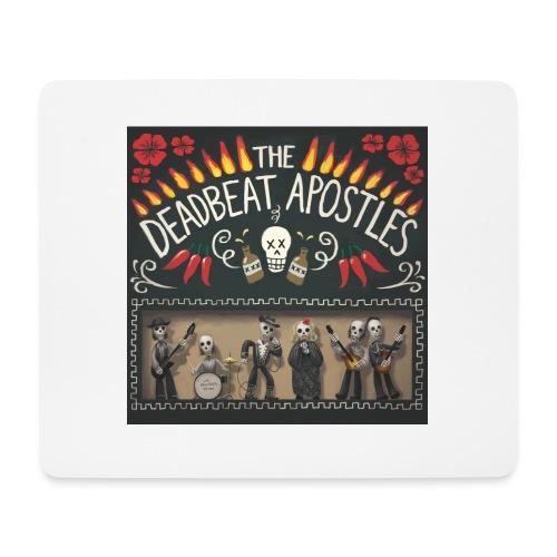 The Deadbeat Apostles - Mouse Pad (horizontal)
