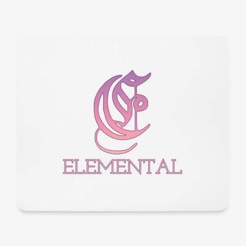 Elemental Pink - Mouse Pad (horizontal)