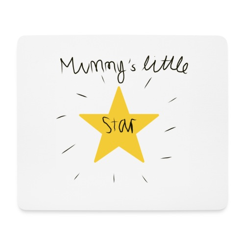 Star - Mouse Pad (horizontal)