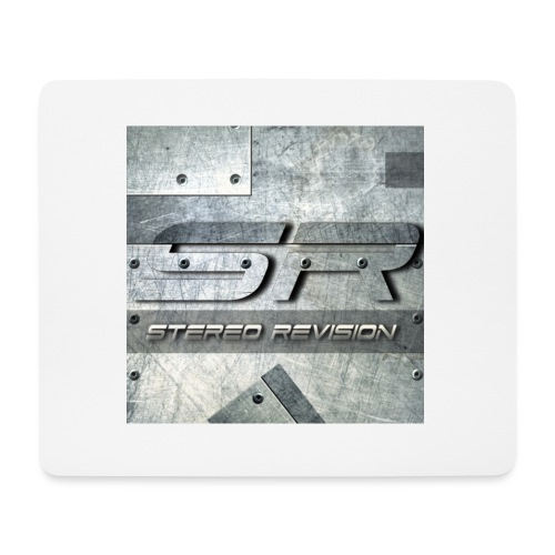SR Metallic - Mouse Pad (horizontal)